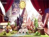 《童话大冒险》创意CG动画.画面唯美