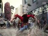 游戏《海贼王:燃烧之血》真人+CG宣传预告片 路飞决战艾尼路和克洛克达尔