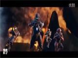 《光环5守护者》体验四人小队从天而降激烈厮杀