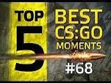 CSGO精彩集锦:前五最精彩的击杀瞬间,看得你眼花缭乱。